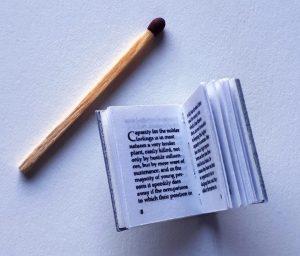 miniatuurboekje